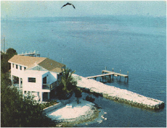 Groovy Florida Keys Peninsula Rental Home With Pool Beach And Dock Download Free Architecture Designs Sospemadebymaigaardcom